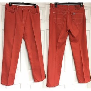 Polo Ralph Lauren Saturday Jean Orange 12